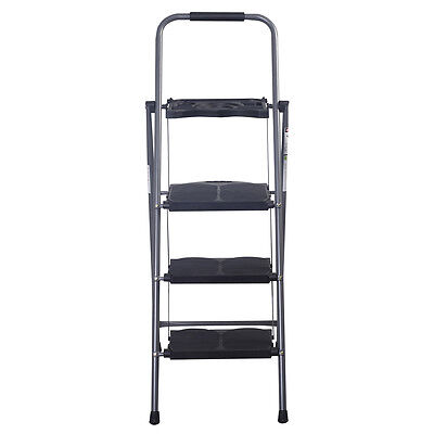 New HD 3 Step Ladder Platform Folding ...