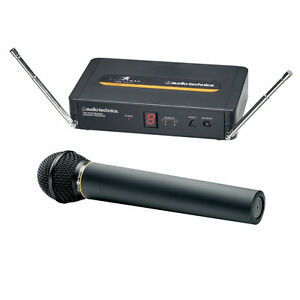 Audio-Technica ATW-702 700 Series Handheld Wireless Microphone System
