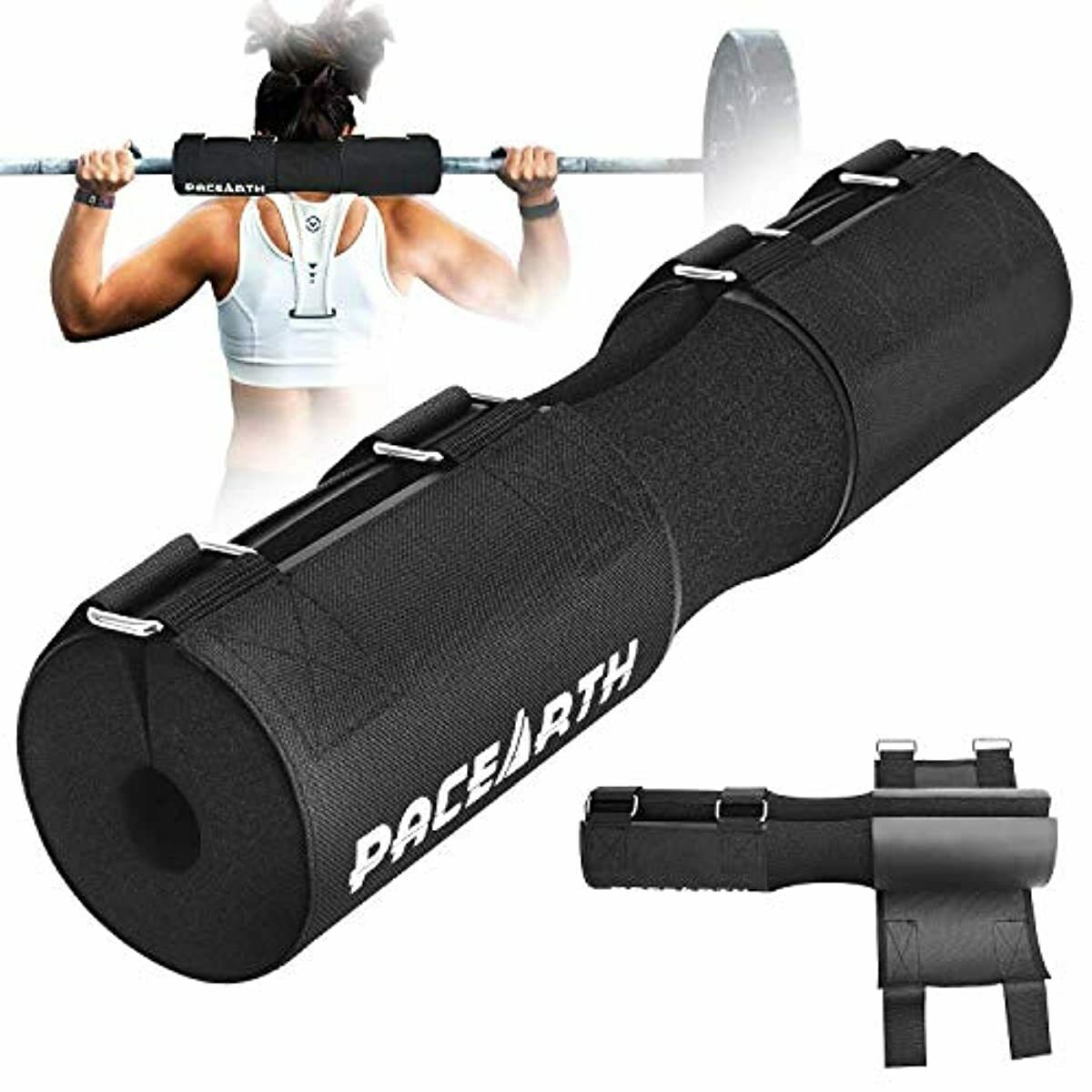 De Aser Ejercicio Equipment Gym Squat Rack Accessories I Bar