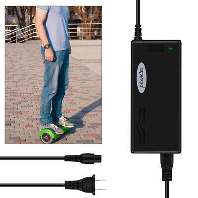 42V 2A Self Smart Balancing Scooter Self Balance Battery Charger Power US Plug