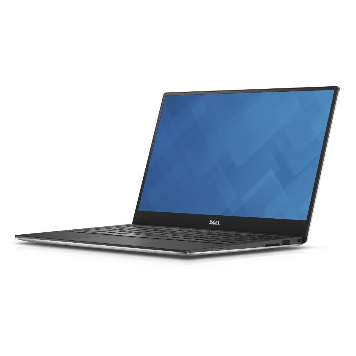 "Dell XPS 13-9350 Intel Core i7-6560U X2 2.2GHz 16GB 512GB SSD 13.3"", Silver (Ref"
