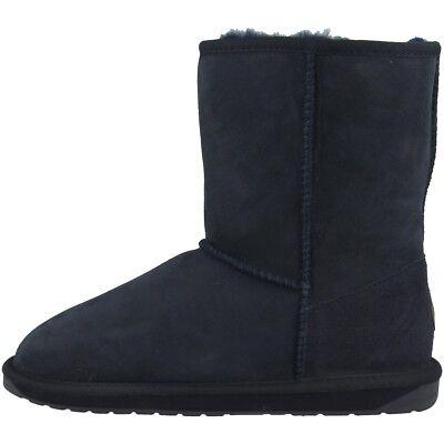 EMU Australia Stinger Lo Women Damen Schuhe Boots Stiefel midnight W10002-E020