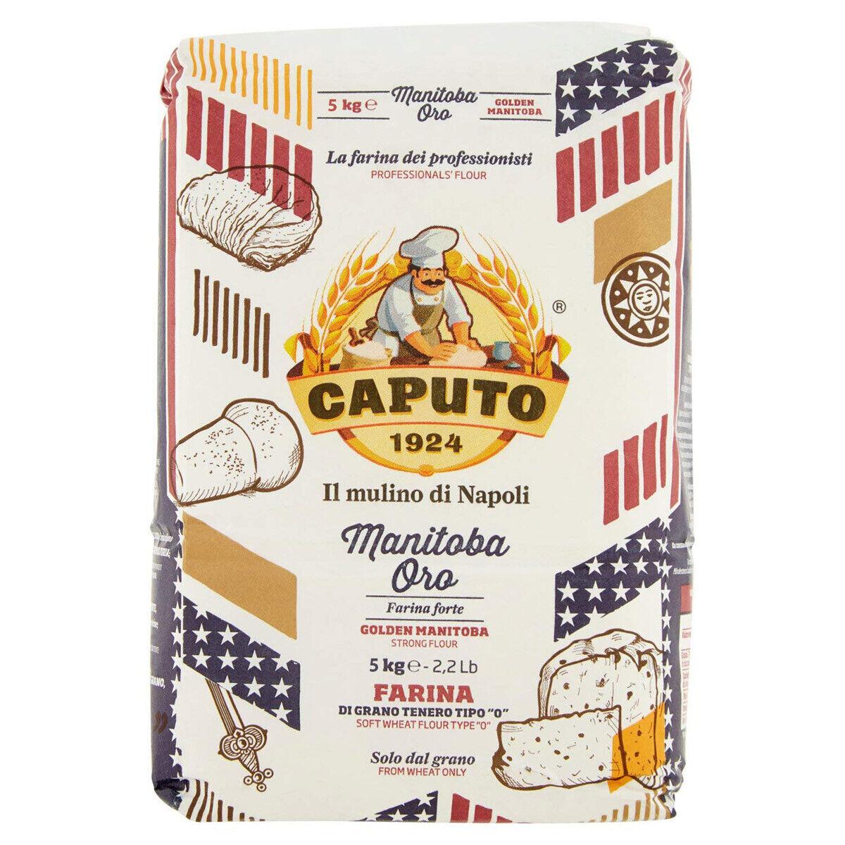 Coupon Gastronomia eBay.it Farina Caputo Manitoba Oro 5kg Tipo 0 Pizza Dolci Panettoni Torte Pasticceria