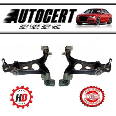 Alfa 156 1.6i FRONT LOWER TRACK CONTROL WISHBONE SUSPENSION ARMS X 2 NEW