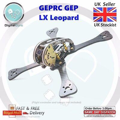 GEPRC GEP LX Leopard LX4 LX5 LX6 195/220/255mm FPV Racing Quadcopter Frame + PDB