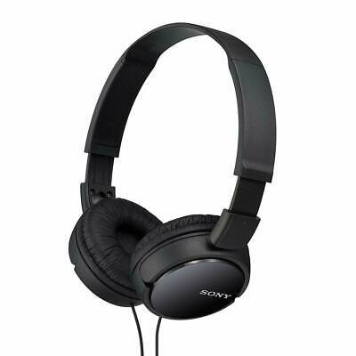 Sony MDRZX110BLK Stereo HeadphonesBlack