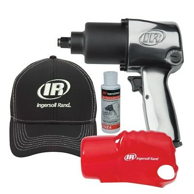 Ingersoll Rand Irt 231C 1 2  Drive Professional Impact Gun Wrench With Boot