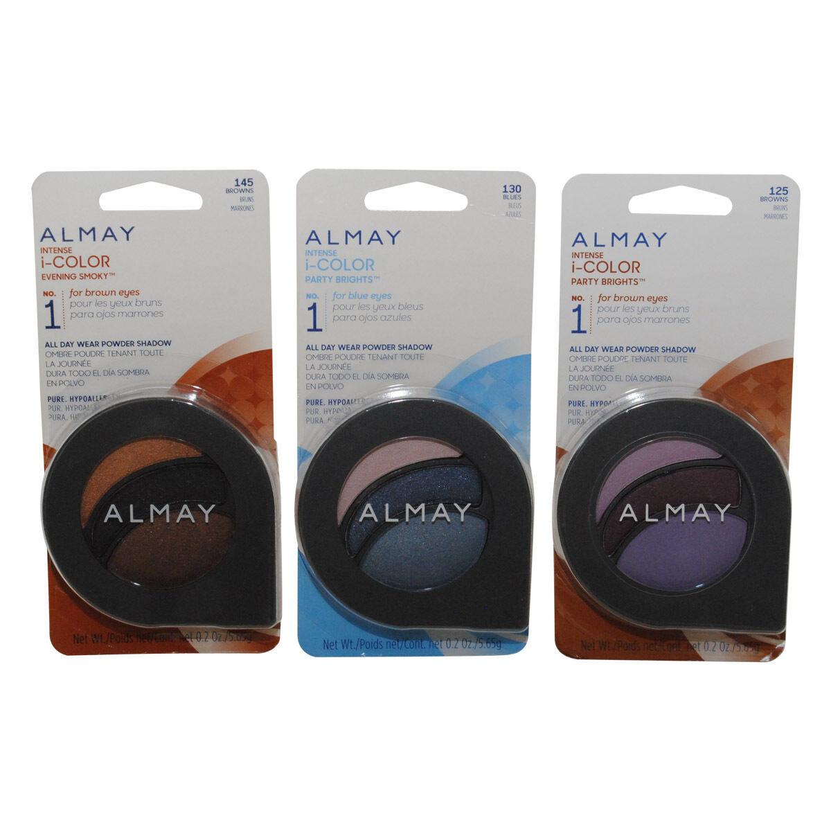 Almay Intense I-Color Evening Smoky Eyeshadow -Choose Color