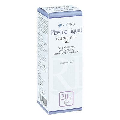 Plasma Liquid Nasensprüh-gel 20ml PZN 15559894