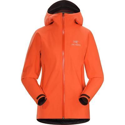 WAS £260! Arcteryx Womens BETA SL Waterproof Goretex Jacket. Medium M. ()