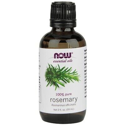 Now Foods ROSEMARY OIL 2 OZ Made in USA FREE SHIPPING Foods Rosemary Oil