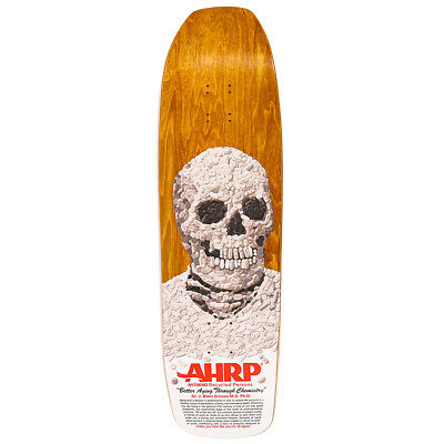 "Anti Hero Skateboard Deck PILL HEAD GROSSO 9.25"" Shaped Antihero"