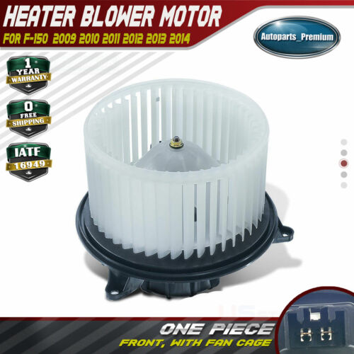New Ac Heater Blower Motor For Ford F