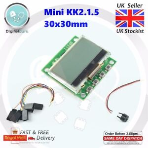 KK2.1.5 Mini Multi-Rotor Flight Controller Board with 1.19S1Pro- KK2.1 F450 F550
