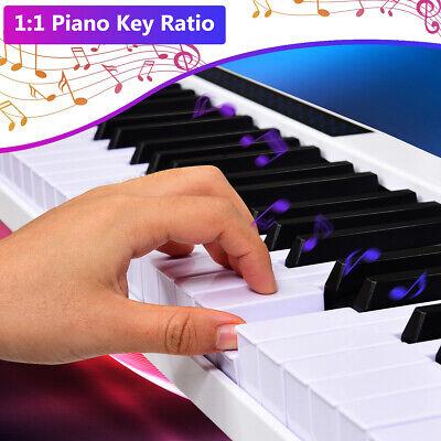 88 Key Digital Piano Portable MIDI Keyboard Home Key Bluetoo
