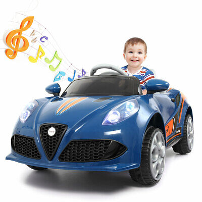 Kids Ride On Car 2.4GHz Remote Control Electric Toy Battery Powered w/ Music 6V