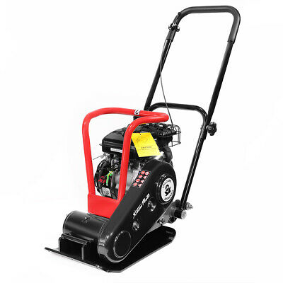 79cc Vibratory Plate Compactor Walk Behind 1920 Lbs Force Gas Compactor Rammer