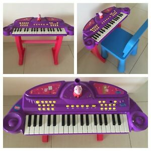 Peppa Pig Piano. Full working order with batteries. Kellyville The Hills District Preview