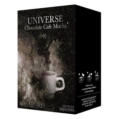 SMTOWN EXO 2017 Winter Album [UNIVERSE] Official Chocolate Cafe Mocha