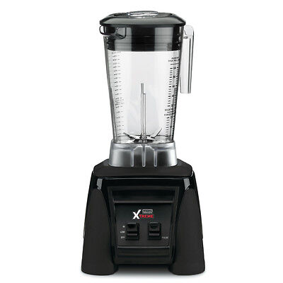 Waring Mx1000xtx 64oz Xtreme Commercial Bar Blender Removable Jar Pad 3.5 Hp