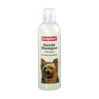 Beaphar - Dog Shampoo Coat Shine - 250 ML - Dog fur Care Shampoo Skin Care