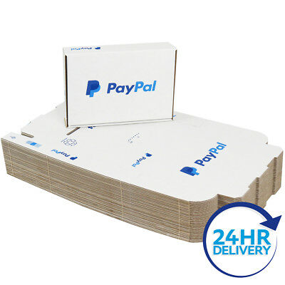 1000 PP4 PayPal Mailing Shipping Postal Cartons Boxes 218x152x42mm (8.5x6x1.5