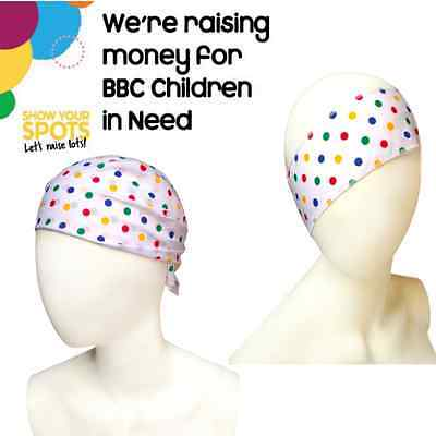 COSTUME CHILDREN IN NEED Polka Dot Accessories Adult or Childs Fancy Dress UK