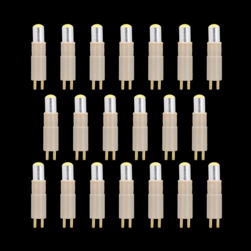 20pcs COXO Dental LED Bulbs Coupler For NSK Fiber Optic High Speed Handpiece