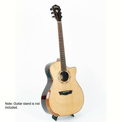 Washburn Comfort Series WCG25SCE Grand Auditorium Cutaway Acoustic Guitar