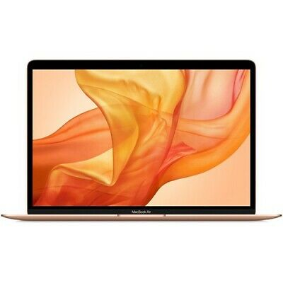 Apple MacBook Air 2020 13 pulgadas 10ª-i3 8GB RAM 256GB SSD - Oro