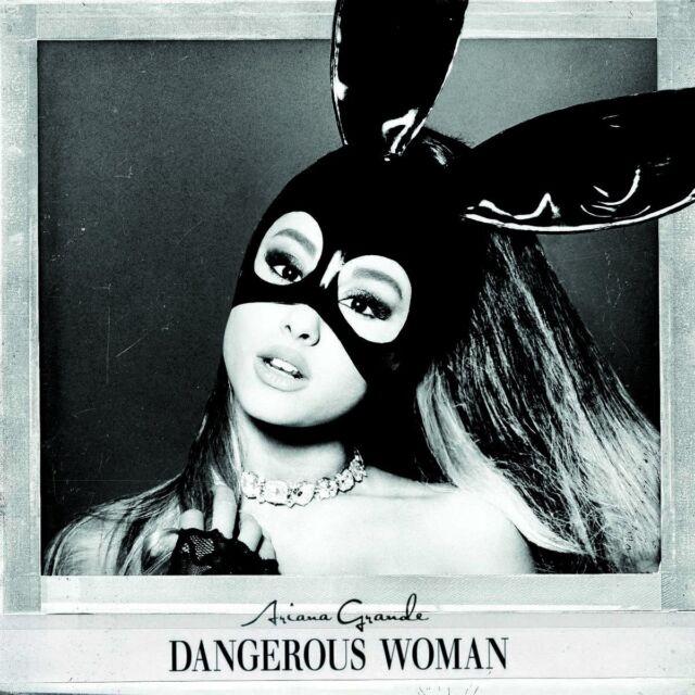 Ariana Grande - Dangerous Woman - CD NEW & SEALED   2016  (UK)