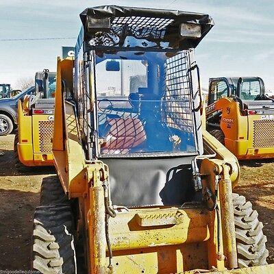 Case Skid Steer Cab Enclosure Kitfits Series 3 Models 410420430440case