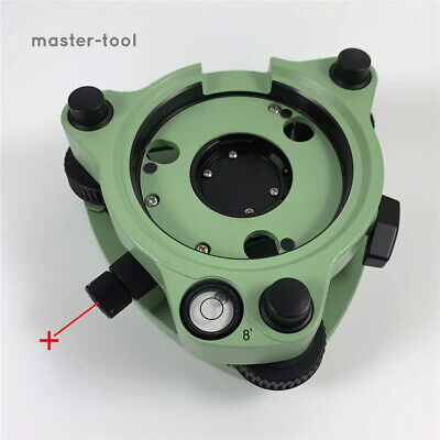 New Replace Gdf122 Tribrach With Optical Plummet For Leica Total Station