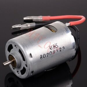 HSP 03011 RS540 26 Turn 1/10 Brushed Electric Engine Motor & Line RC Car
