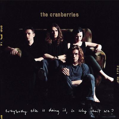 THE CRANBERRIES EVERYBODY IS DOING IT..  25th ANNIVERSARY VINYL LP