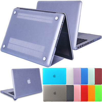 Matte Slim Shockproof Thin Case Cover For MacBook Pro 15