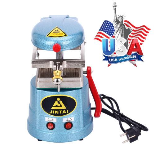 Dental Vacuum Forming Molding Machine Former Heat Thermoforming Lab Equipment US