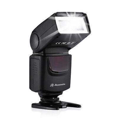 Universal DF-400 Wrieless Speedlite Flash Light for Canon EOS Nikon Olympus DSLR