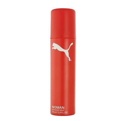 Puma Rojo Desodorante En Spray 150ML (Mujer)