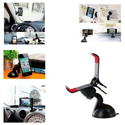 Universal Car Suction Mount Holder Bracket for Phone Cellphone Smartphone GPS