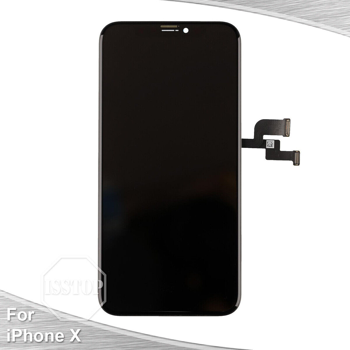 iPhone X LCD Display Touch Screen Digitizer Frame Replacemen