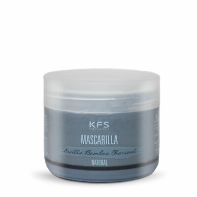 MASCARILLA ARCILLA NEGRA 250 ml KFS