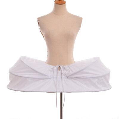 Elizabeth Rococo Historical Dress Gown Pannier Crinoline Hoop Skirt Petticoat](Petticoat Dress)