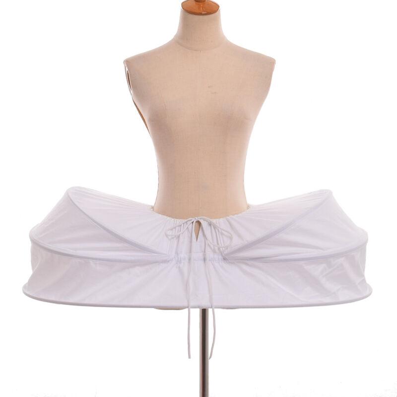 Elizabeth Rococo Historical Dress Gown Pannier Crinoline Hoop Skirt Petticoat