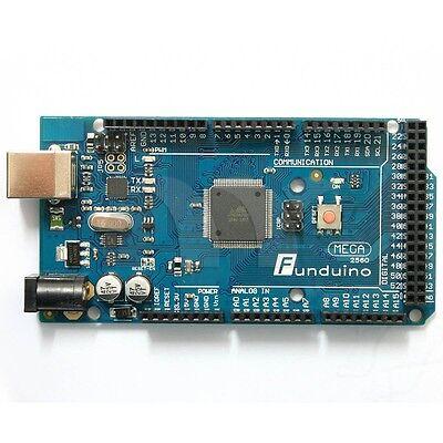 Arduino Mega 2560 R3 Atmega2560 W Genuine Atmega16u2 Dev Board With Usb Cable
