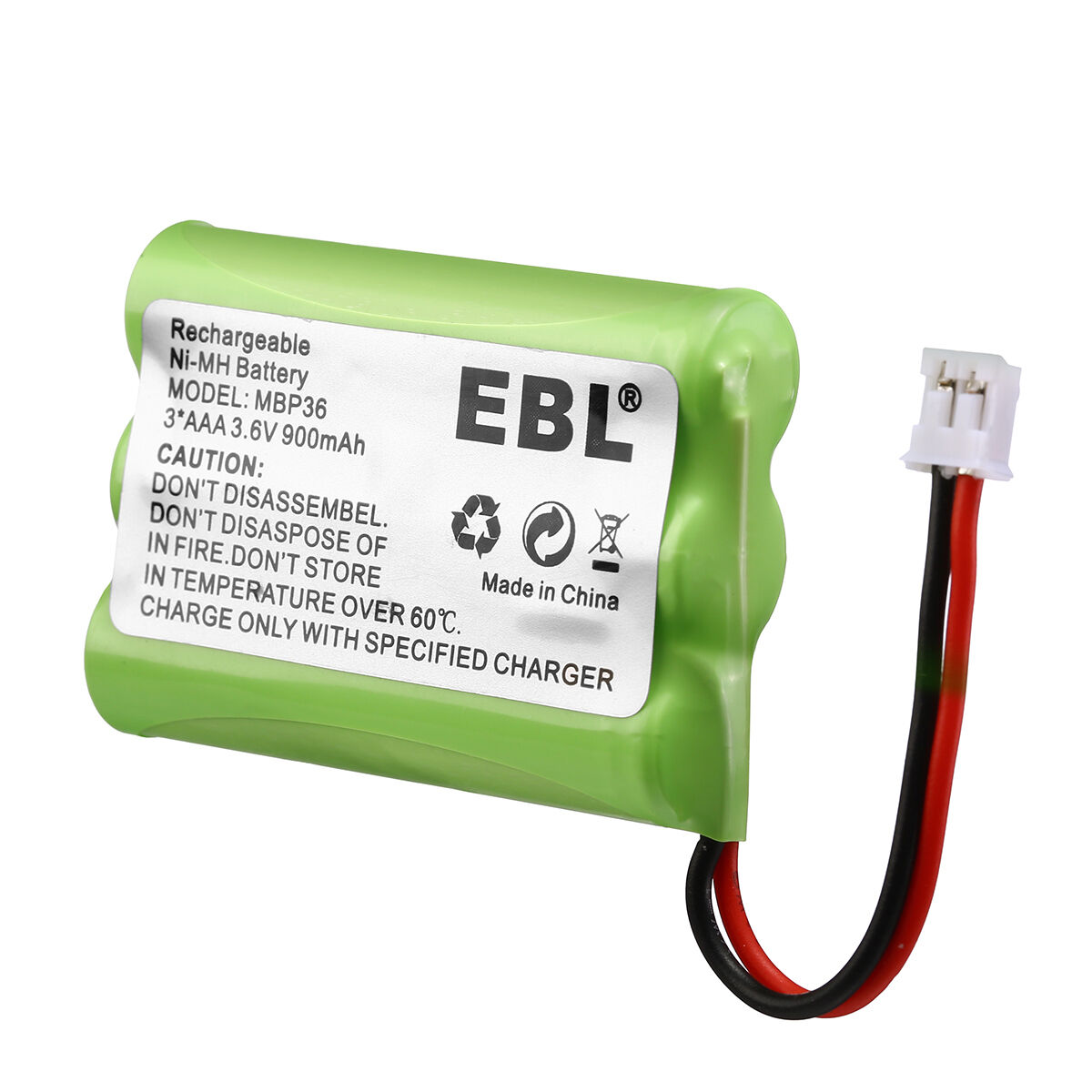 mpb36 ni mh monitors battery