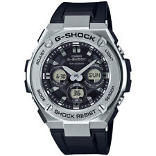 Casio G-Steel Men's GSTS310-1A Tough Solar Multi-Function Ana-Digi 56mm Watch