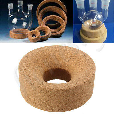 Laboratory Lab Flask Cork Ring Stand 50ml-250ml Flask Glass Flask 803030mm New