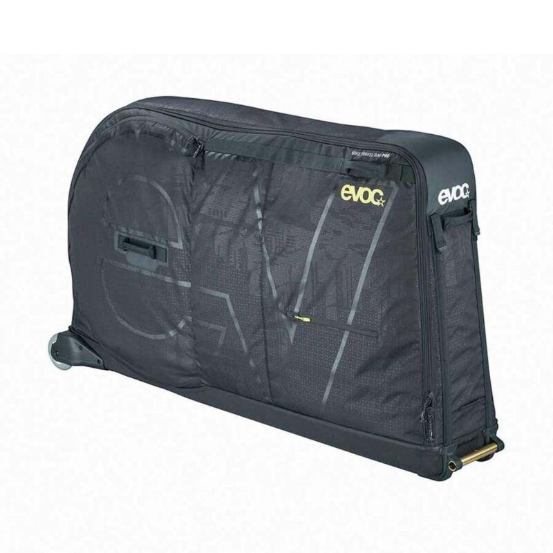 Evoc Bike Travel Transport Bag Pro Black 310L Includes Bike Stand