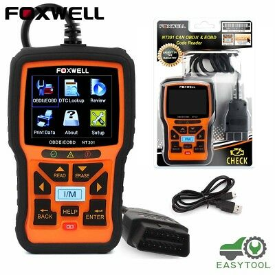 Universal Car OBD2 Code Reader Scanner Engine Analyzer Auto Diagnostic Scan Tool